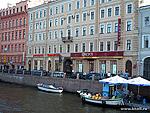 Гостиницы Санкт-Петербурга - У Эрмитажа